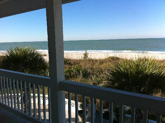 Nokomis, FL: View from Apartment #7