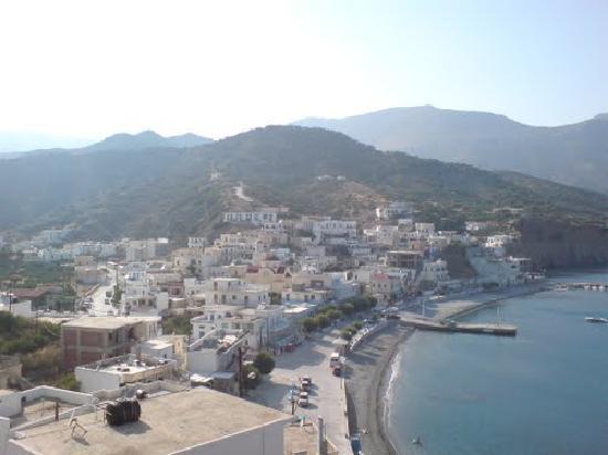 Diafani, Greece: dorana beach