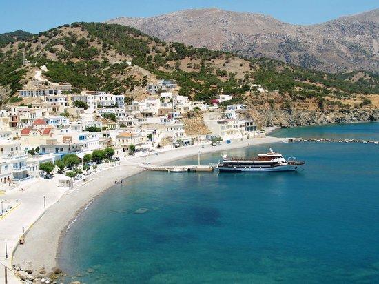Διαφάνι, Ελλάδα: dorana hotel