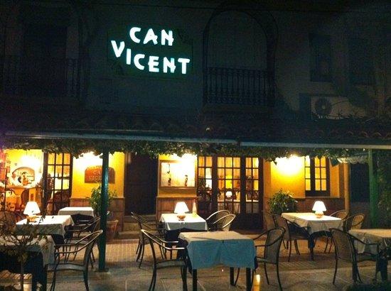 Sant Carles de la Rapita, إسبانيا: Restaurant Can Vicent