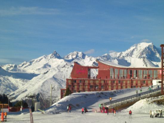 Les Arcs, Frankreich: Hotel Aigulle Rouge