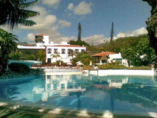 Hotel Jardin Tecina : One of the pools