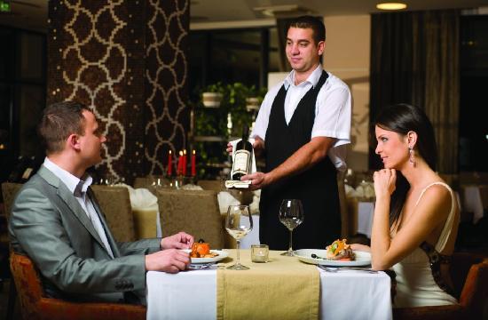Hotel HEC Residence: Restaurant