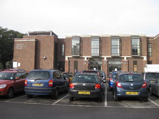 The Lensbury: Hotel area for conferences
