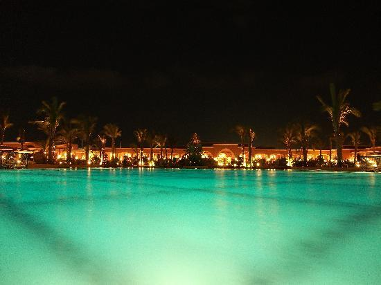 Jaz Oriental Resort: Jaz oriental by night