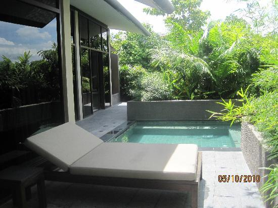Capella Singapore: Pool Villa Terrace