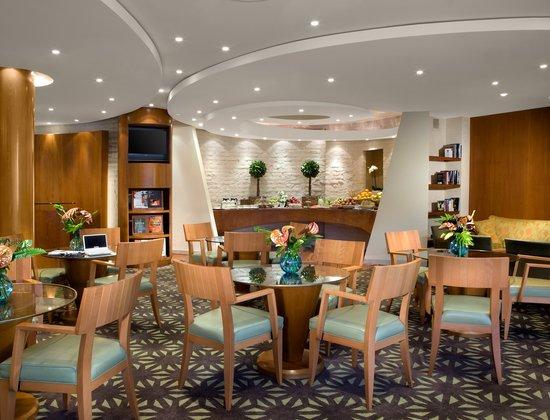 Dan Accadia Hotel Herzliya: Business Lounge