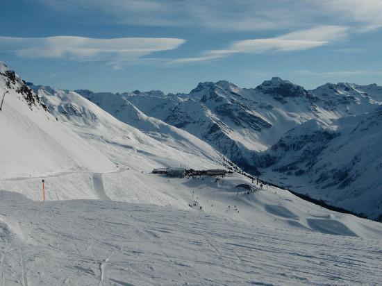 Davos, Suiza: Jakobshorn