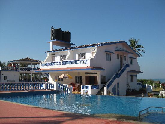 Empire Beach Resort Hotel: fantastisk beliggenhed