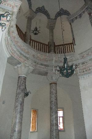 Kucuk Ayasofya Camii (Church of the Saints Sergius and Bacchus): Inside-1