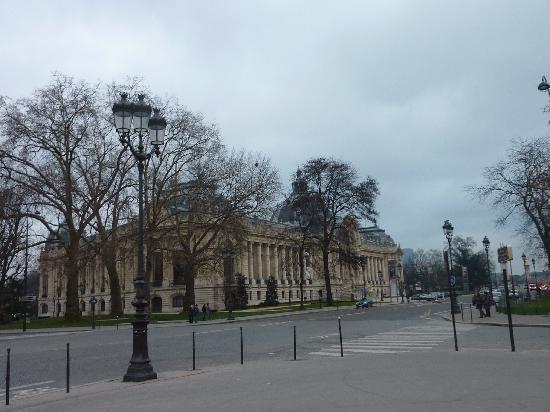 Paris, France: Petit Palace