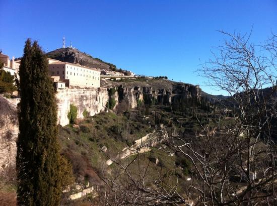 Parador de Cuenca: vistas desde el parador