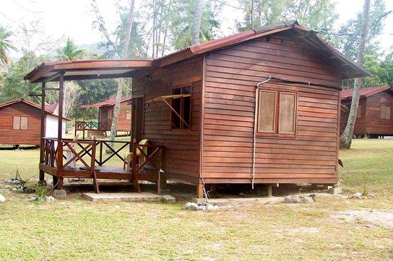 Kota Tinggi, Malaysia: Chalet - outside
