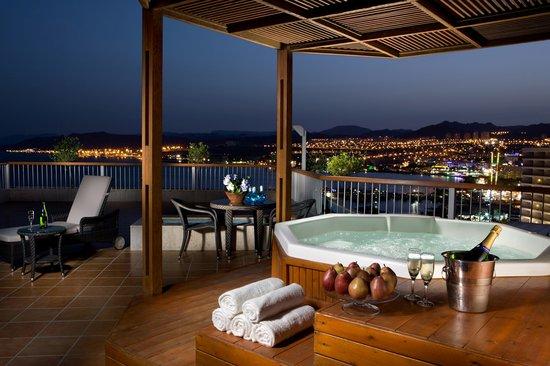 Dan Eilat: Club Suite - Jacuzzi