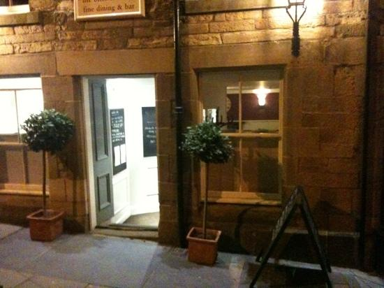 Jedburgh, UK: the clocktowerbistro