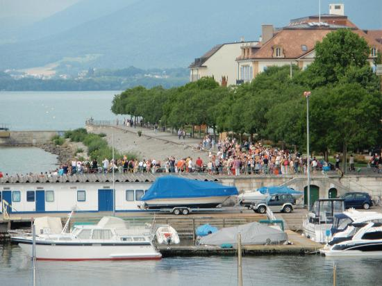 Neuchâtel, Suíça: neuchatel see