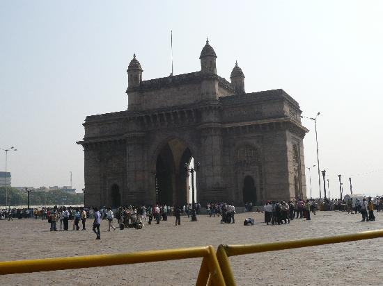 Mumbai (Bombay), India: Gateway of India