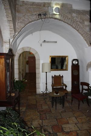Christ Church Guest House: 'Hallway to our room'
