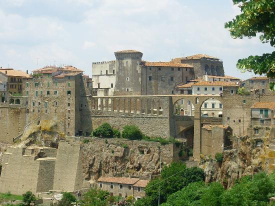 Agriturismo La Locandiera: Paesaggi