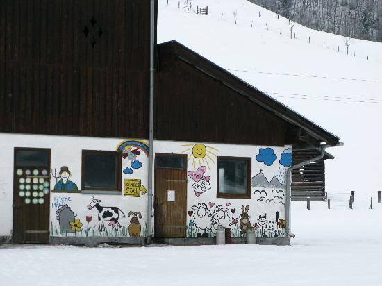 Komfortbauernhof Zittrauerhof: Kinderstall