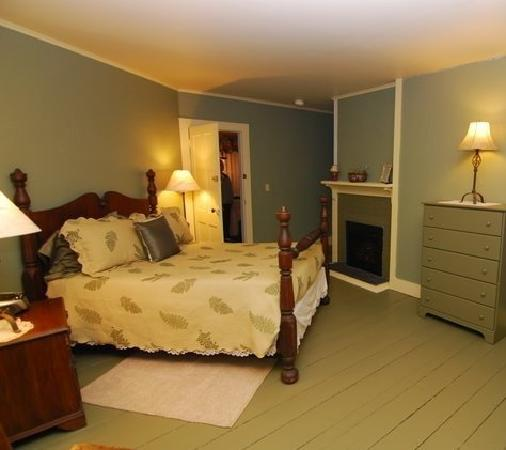 Snow Goose Bed and Breakfast: Harmonies room