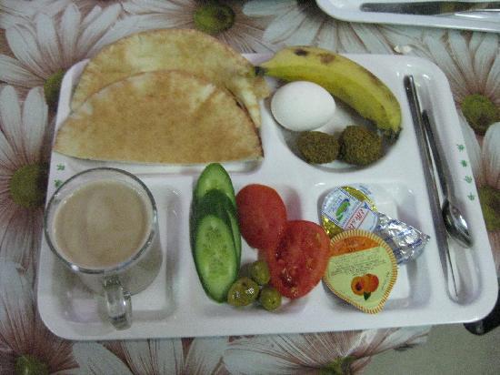 Abbasi Palace: Breakfast