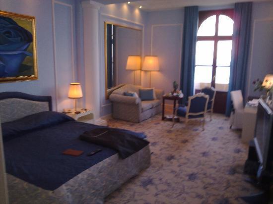 Grande Albergo delle Rose: The room