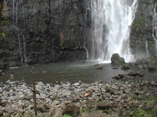Fautaua Waterfall: Waterfall 4