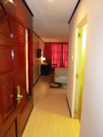 Dulcinea Hotel and Suites: Regular Superior