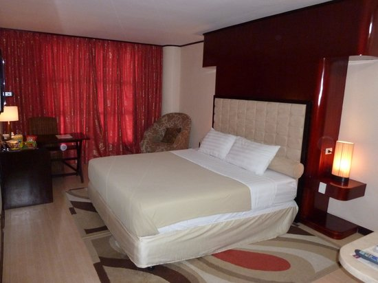 Dulcinea Hotel and Suites: Regular Superior