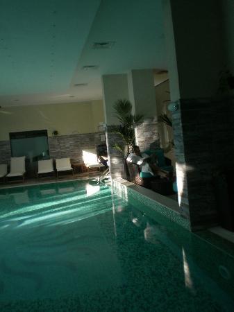 Premier Luxury Mountain Resort, Bansko: Indoor swimming pool