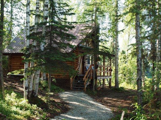 Talkeetna Lakeside Cabins