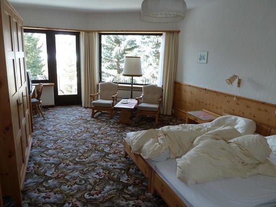 Hotel Post : Zimmer 57