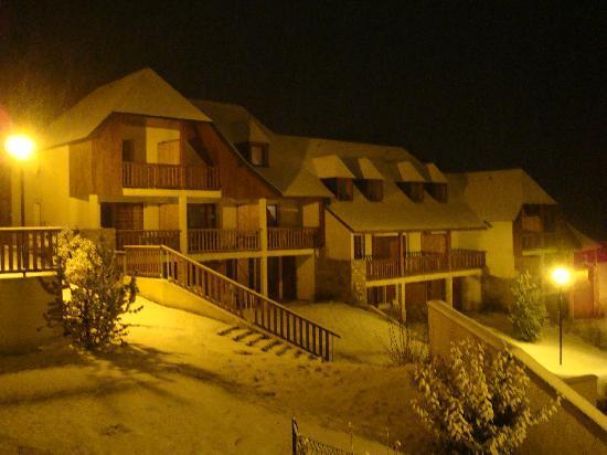 Loudenvielle, France: La résidence de nuit