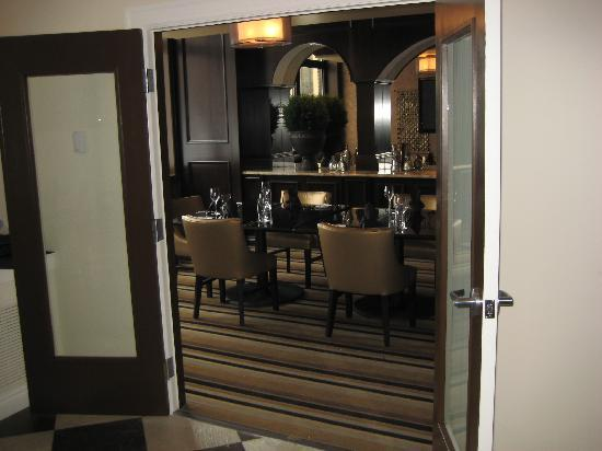 Hotel Blackhawk, Autograph Collection: private dining areas