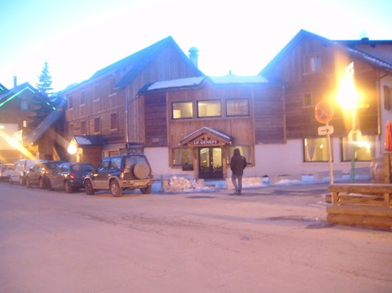 Photo of Genepi Hotel Les Deux-Alpes