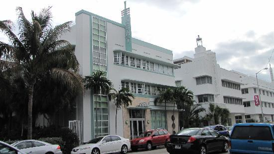 Kent Hotel South Beach Information