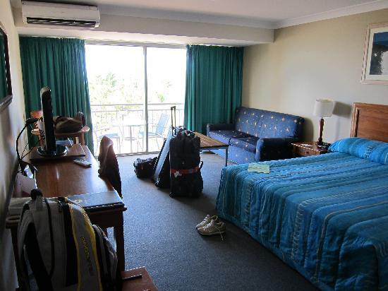 Airlie Beach Hotel: camera