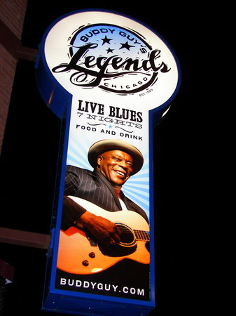 Buddy Guy's Legends爵士酒吧