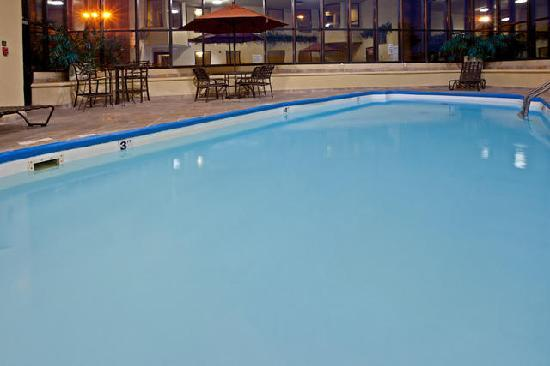 Holiday Inn Express and Suites Indianapolis East: Indoor Pool