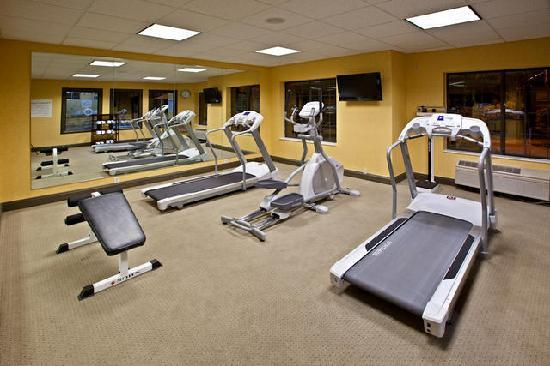 Holiday Inn Express and Suites Indianapolis East: Fitness Center
