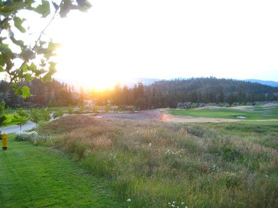 Sparkling Hill Resort: Okanagan