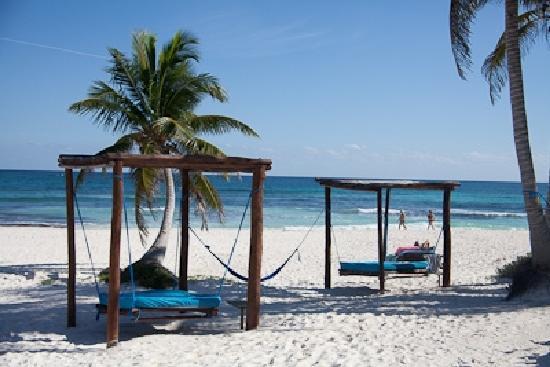 Tulum Hemingway Cabanas Beach