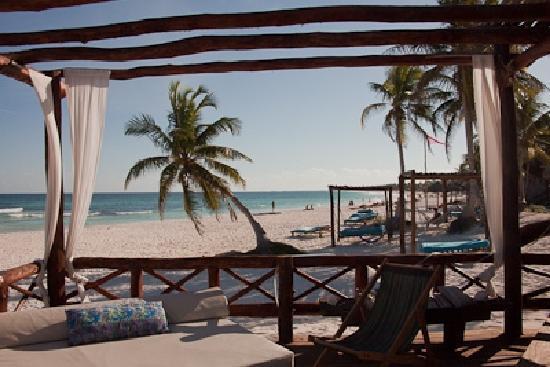 Tulum Hemingway Cabanas The Terrace