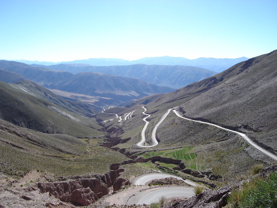 Door to the Andes (Cuesta Del Lipan)