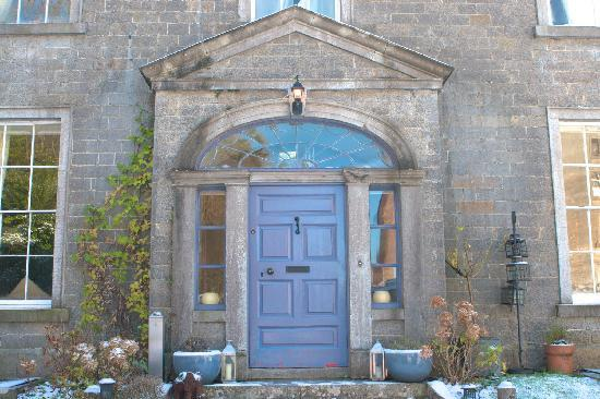 The Millhouse: Millhouse front door