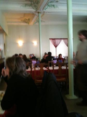Le XIXeme siecle : la grande salle
