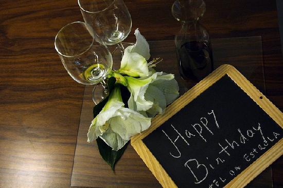 Hotel da Estrela : Birthday present
