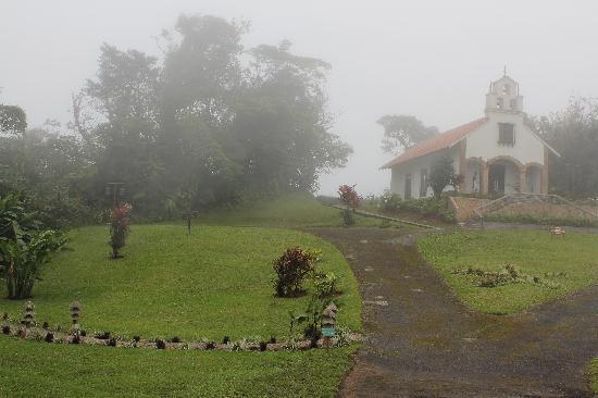 Villa Blanca Cloud Forest Hotel and Nature Reserve: Chapel at Villa Blanca
