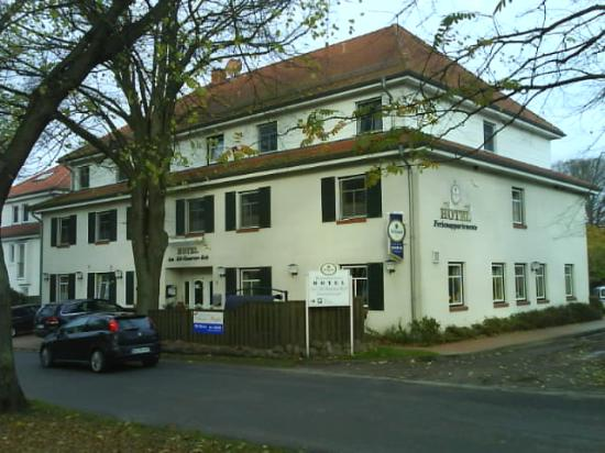 Rerik, Germany: unser Hotel